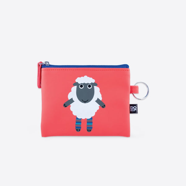 Dressed Up Sheep - Coin Purse
