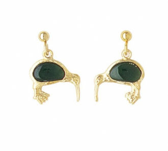 Greenstone Earrings - JE290