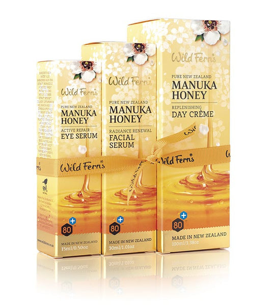 Manuka Honey Facial Set