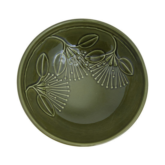 Bowl - Puhutukawa - Moss Green - Medium
