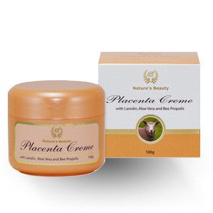 Lanolin Placenta Creme 100gm