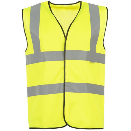 High Visibility Vest | Hi Vis Safety Waistcoat - StepAhead Workwear