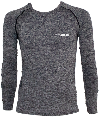 STEPAHEAD Seamless Long Sleeved Top