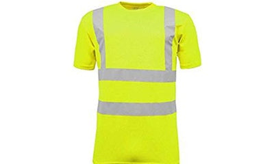 Hi Vis T-Shirt 2 Band and Brace (Doncaster) - StepAhead Workwear