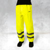 Step Ahead Hi Visibility Yellow Trousers
