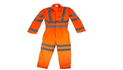 Hi Vis Coverall (Euston Station) - StepAhead Workwear