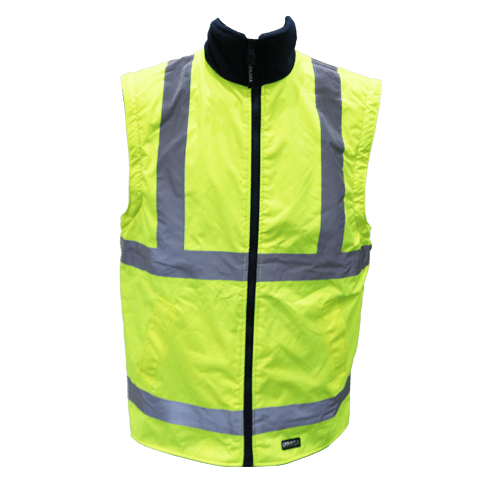 Hi Vis Reversible 3 in 1 - StepAhead Workwear