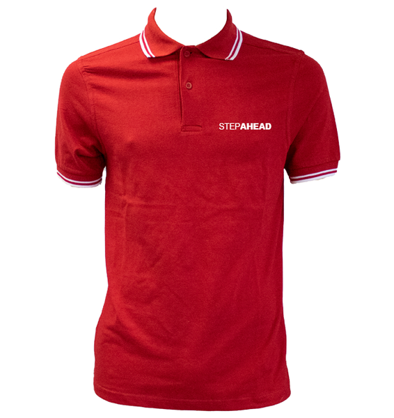 STEPAHEAD Stretch Tipped Polo - StepAhead Workwear