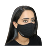 STEP AHEAD Face Mask Adult Reusable Black