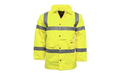 Class 3 Road Traffic Jacket (Birmingham/London) - StepAhead Workwear
