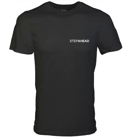 StepAhead Mens Crewneck T-Shirt - StepAhead Workwear