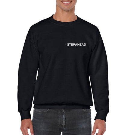 StepAhead Mens Crewneck Sweatshirt