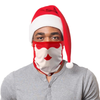 Step Ahead Christmas Face Snood