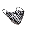 STEP AHEAD FACE MASK ADULT REUSABLE ZEBRA PRINT