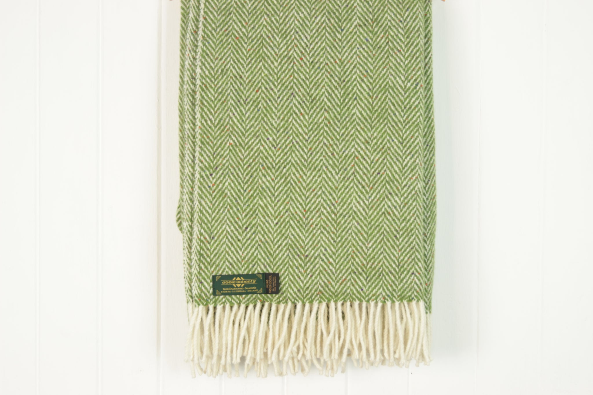 Green Tweed Throw, Eddie Doherty