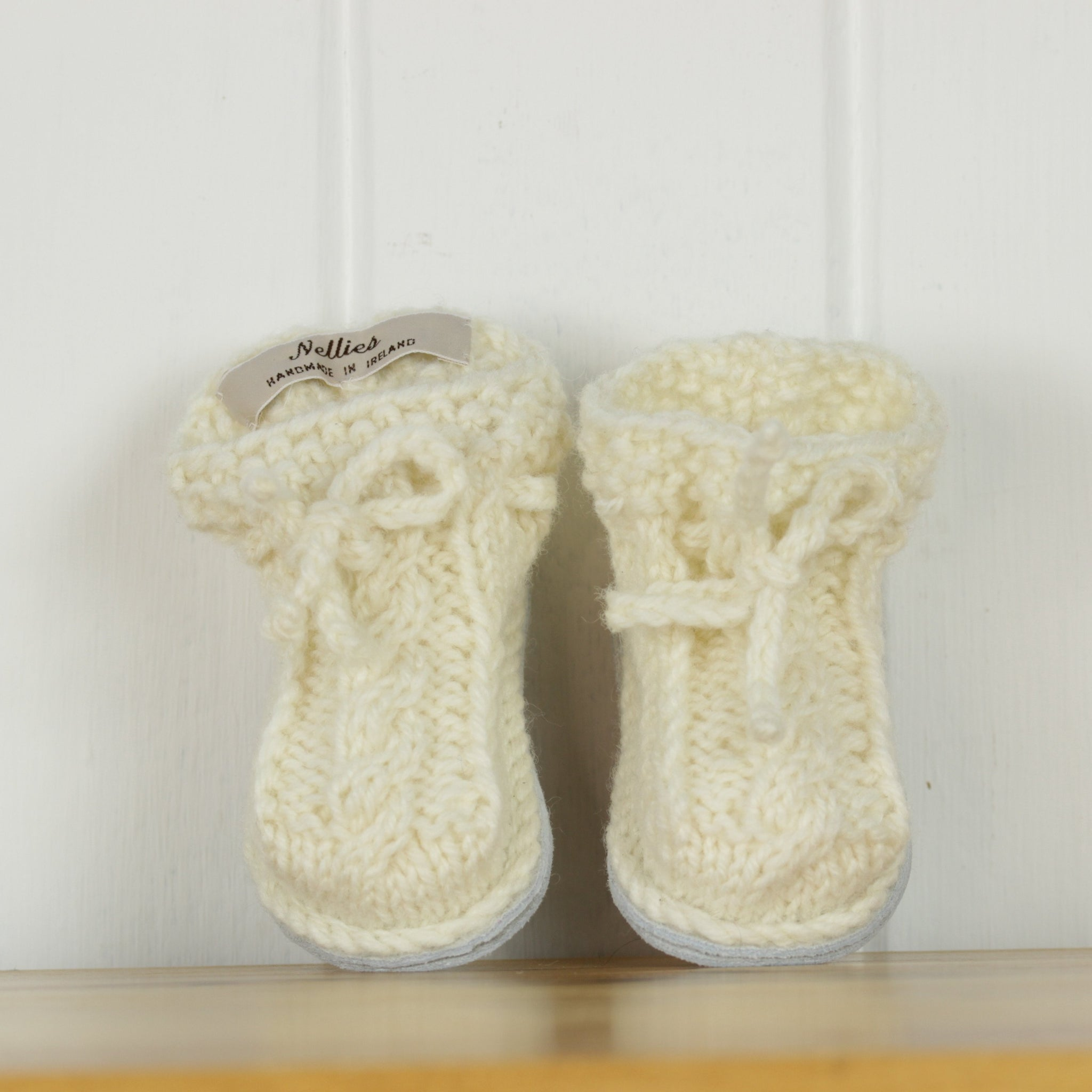 Baby Booties, Nellies