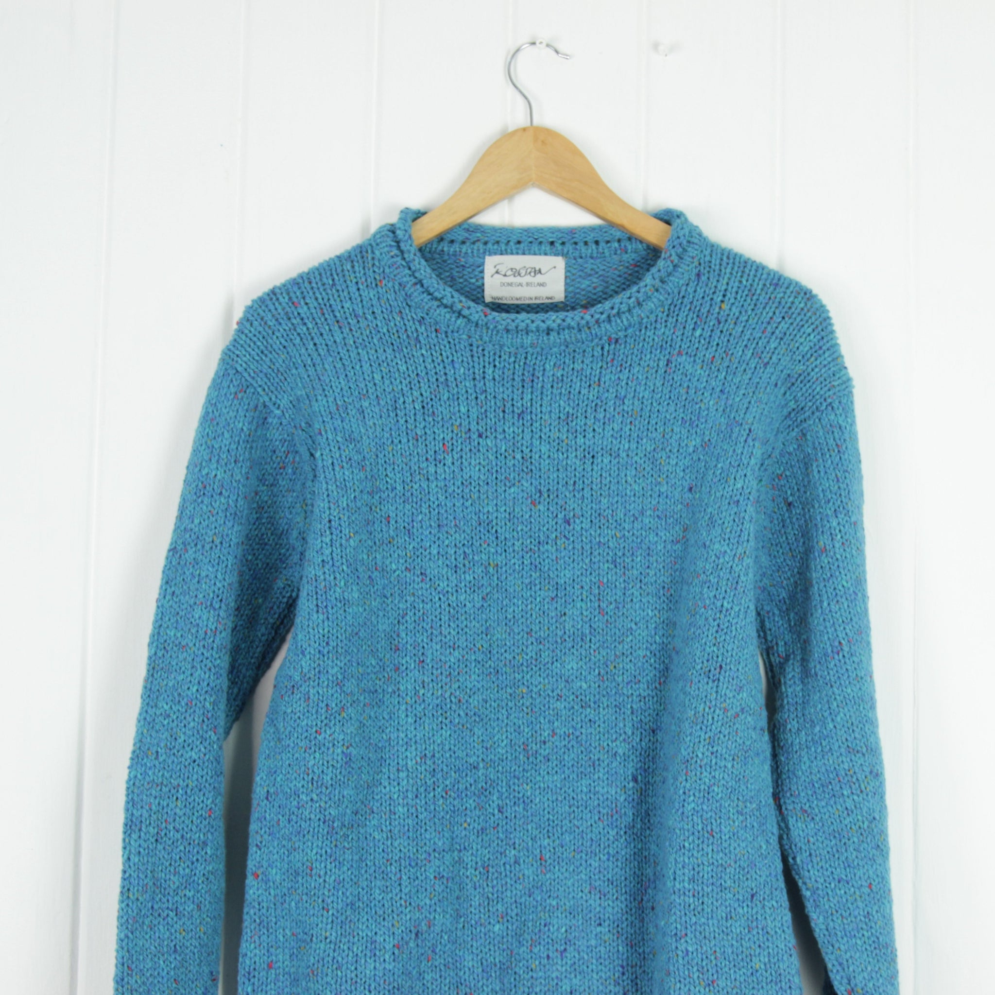 Jumper, Blue, Rossan