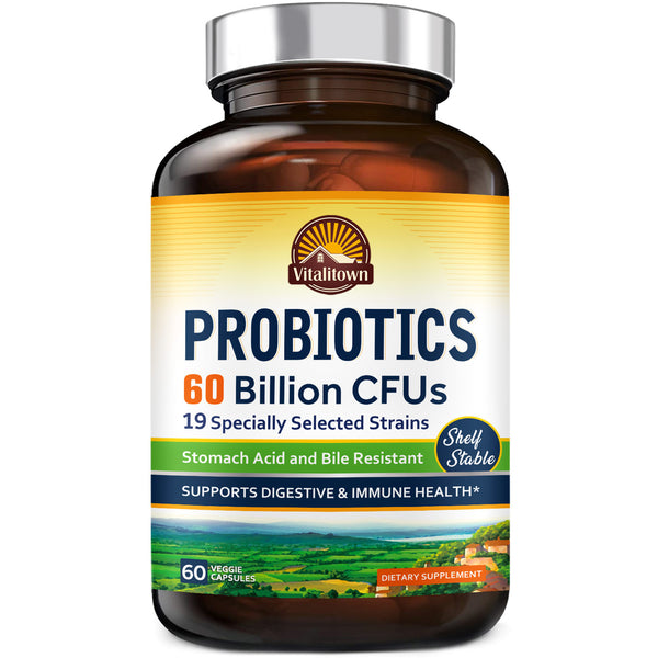 Probiotics With Prebiotics