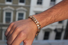 Load image into Gallery viewer, 9k GOLD cuban bracelet