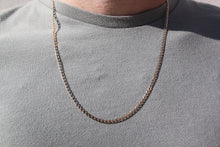 Load image into Gallery viewer, 9k GOLD cuban chain