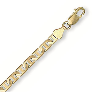 9k GOLD anchor chain