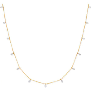 DIAMOND beaded chain