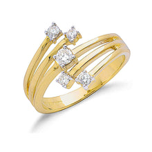 Load image into Gallery viewer, DIAMOND dress ring