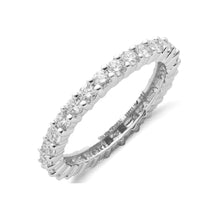 Load image into Gallery viewer, DIAMOND full eternity ring
