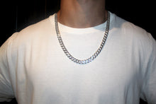 Load image into Gallery viewer, SILVER cuban chain