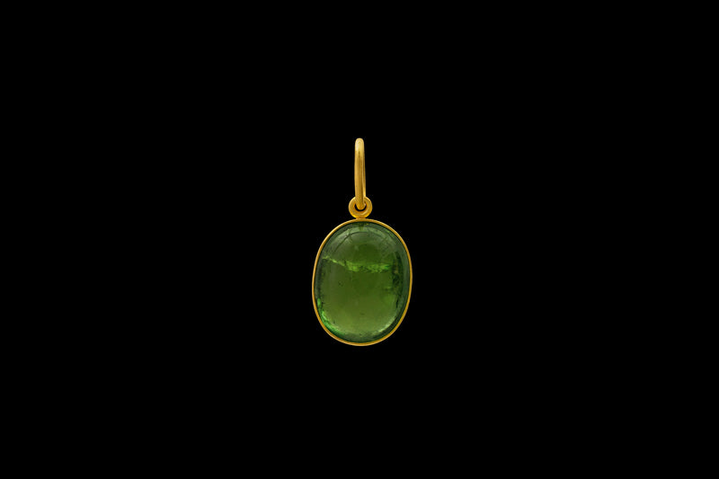 Loren Nicole - Green Tourmaline - Charms