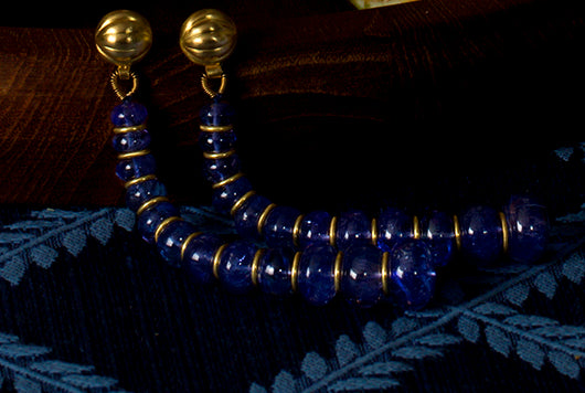 Tanzanite Drop Earring