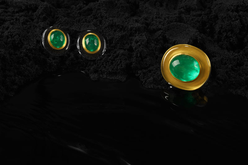 Loren Nicole - Emerald Waters - Earring