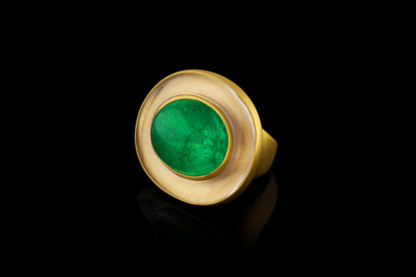 Loren Nicole - Emerald Water - Ring