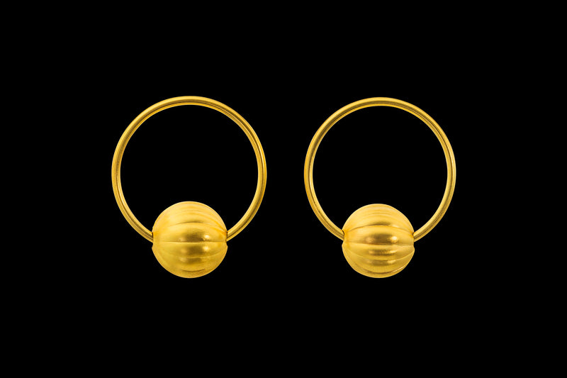 Loren Nicole - Late Intermediate Hoop - Earring