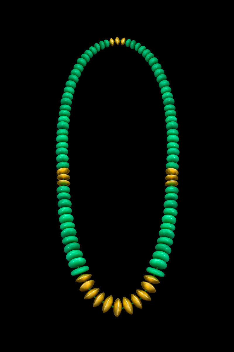 Loren Nicole - Pharaoh's Banded Necklace - Necklace