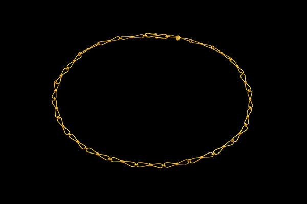 Loren Nicole - Archaic Chain Necklace - Necklace