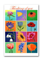 """Thinking of you"" note cards (10 pk)"