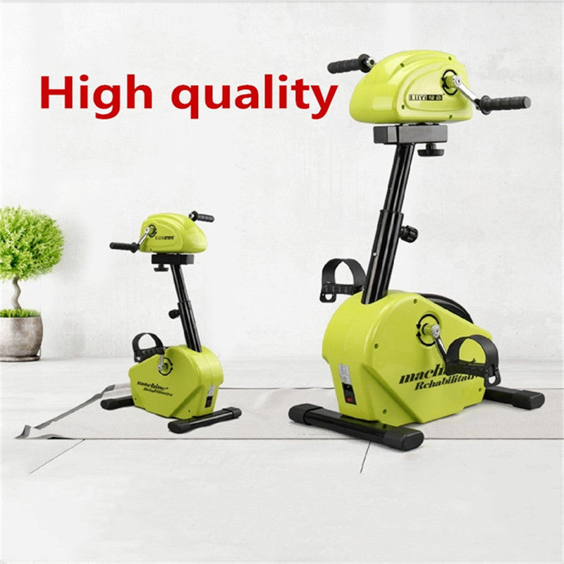 Rehabilitation training leg medical health care active passive electric mini exercise bike for disabled people