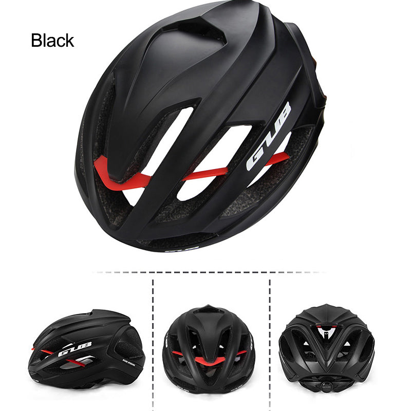 GUB Breathable Ultralight In-mold Bicycle Helmet L Size Head Circumference 57-61cm Ventilation Road Mountain Bike MTB Helmet