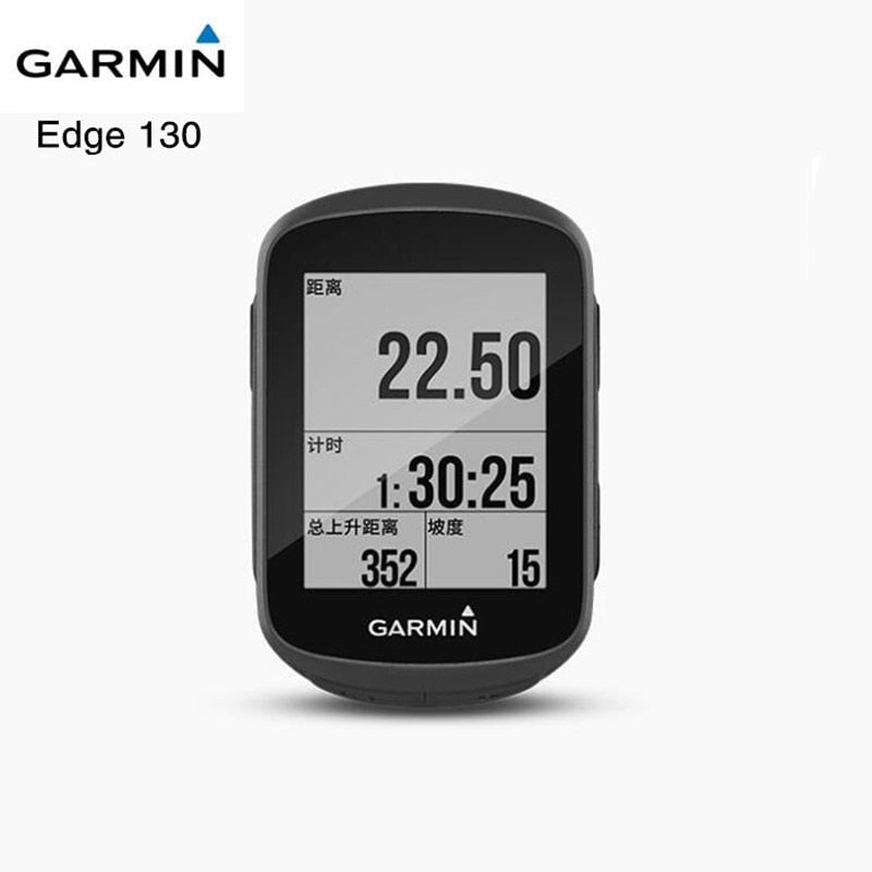 Garmin Edge 130 Cycling GPS Bicycle Computer Enabled Mount Waterproof Bike Speed Cadence Sensor Different to Edge 200 520 820