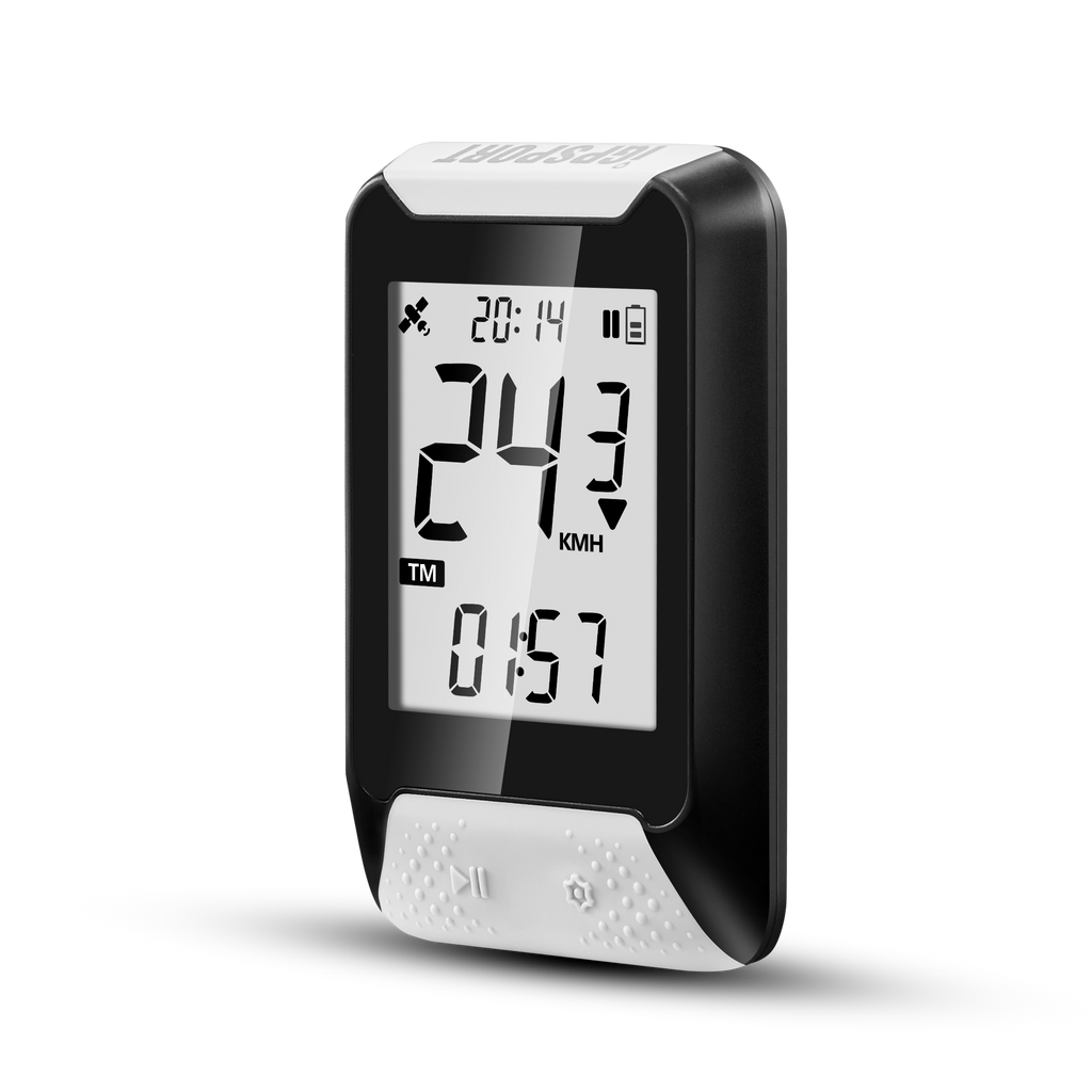 iGPSPORT IGS130 Bicycle Bike Speedometer Computer 2' Screen IPX7 Waterproof Auto Backlight Wireless Max 235KM/H Bike Accessory