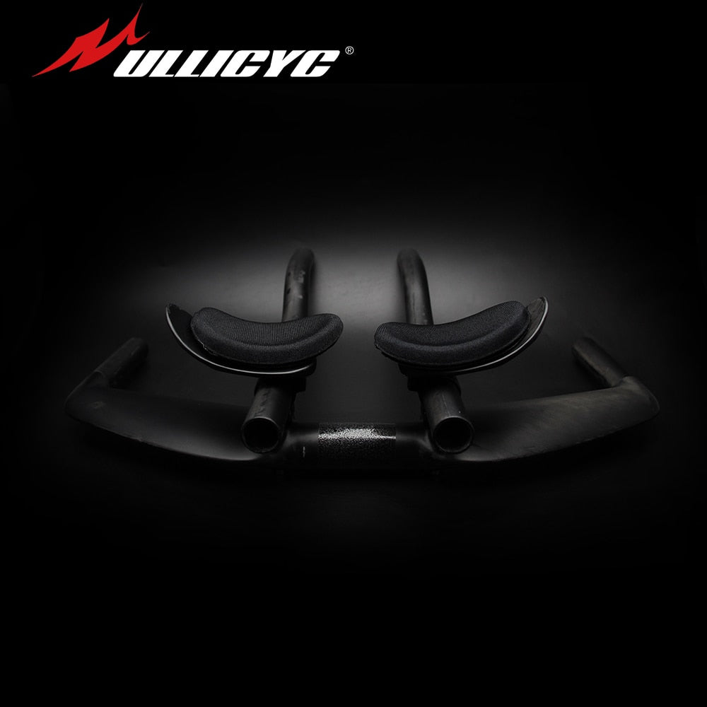 ULLICYC full carbon TT handlebar bike parts bicycle Cycling bicycle accessories road handlebar rest bar bar ends 31.8mm 638g