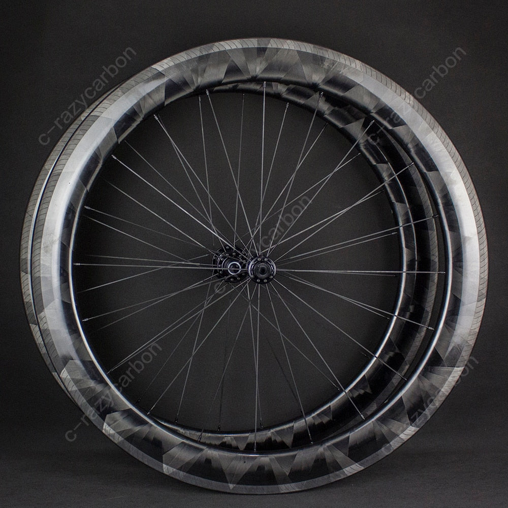Free Shipping 2020 Ultra-light X Wheels Clincher/Tubular Wheels Road Bicycle with R13 Hubs And Pillar Aero Flat Spokes 1420