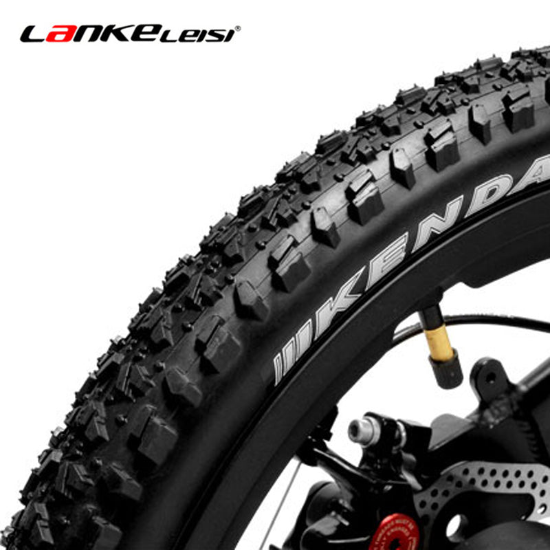 Lankeleisi 20 Inch Outer Tire / Inner Tube, Bike Parts for LANKELEISI G660/G650/QF600 Electric Bicycle