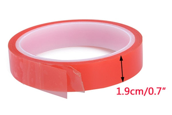 Tubular Road tyres bicycle glue tape bike rubber tapes for tubular rims wheelsets