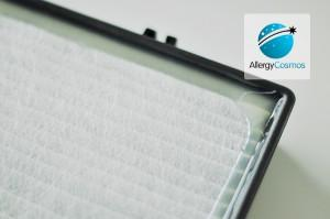 Bionaire filter seal