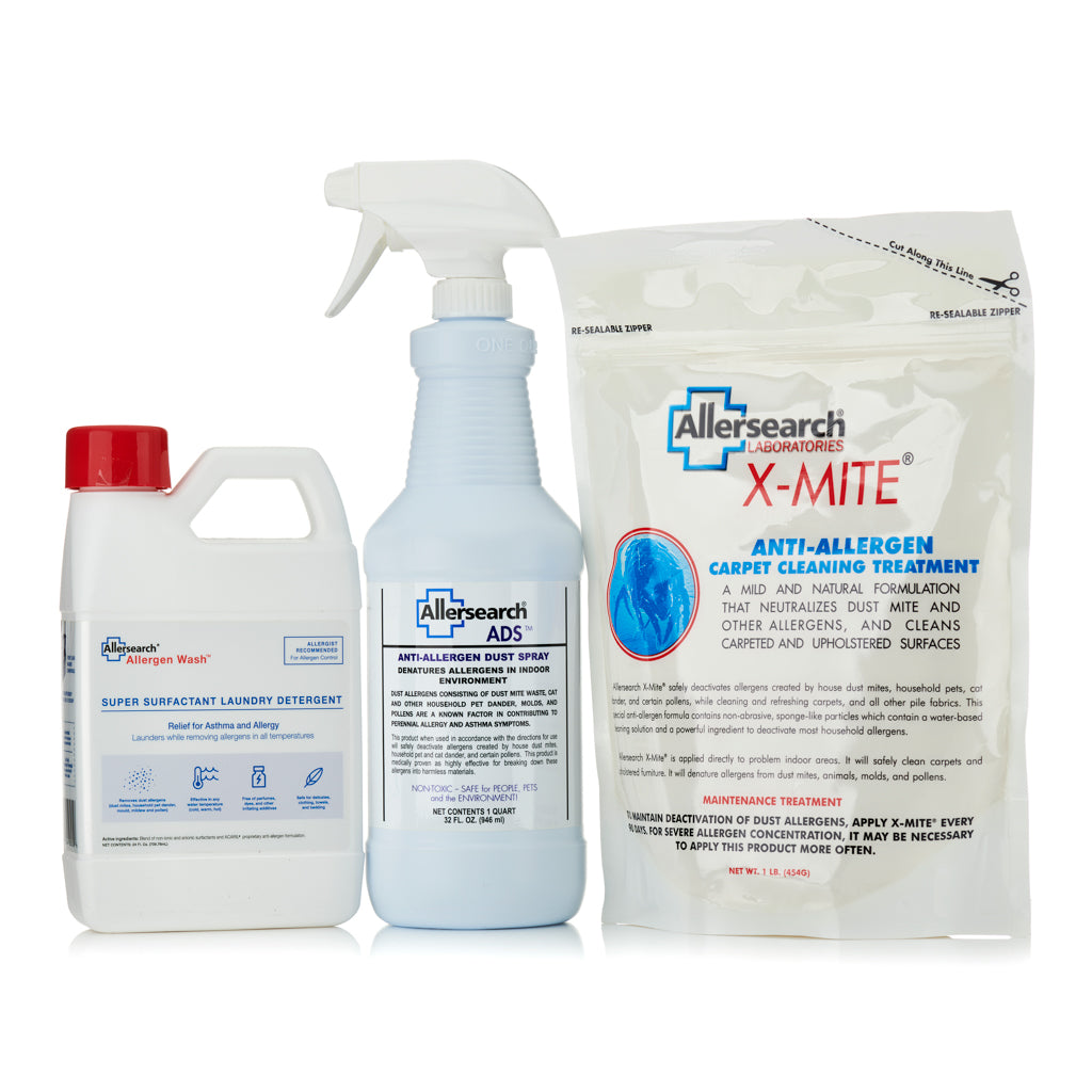 Allersearch Dust Mite Free Home Package