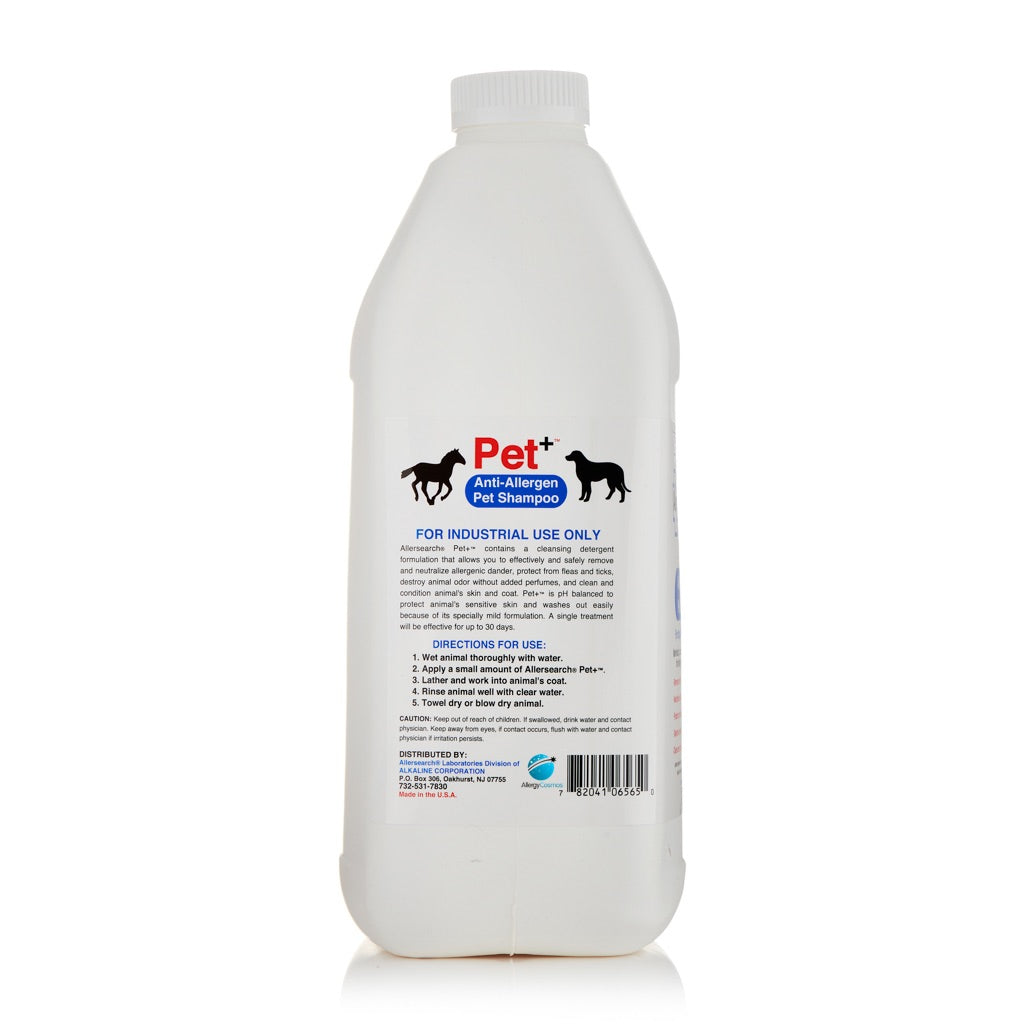 Allersearch Pet+ Anti Allergen Pet Shampoo