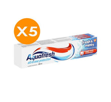 Aquafresh Tooth Paste 100ml X5
