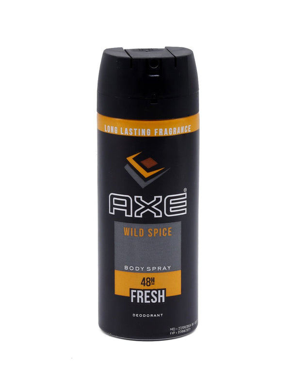 Axe Wild Spice Body Spray Deodorant 150ml